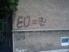 Jednoduchá metóda na odstraňovanie grafitov