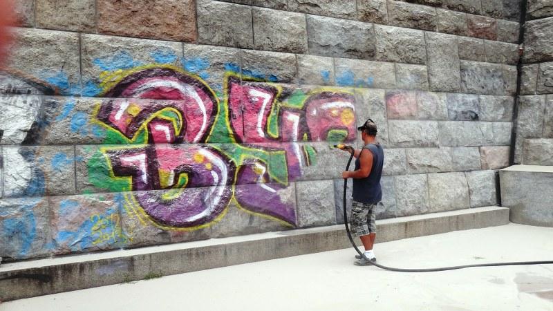 ochrana pred graffity banska bystrica